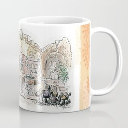 Thumbelina's house! Coffee Mug