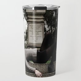 Cemetery Musings Travel Mug