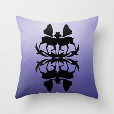Compendium of Creatures Tribute Throw Pillow
