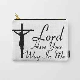 jesus love Carry-All Pouch