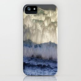 High Surf iPhone Case