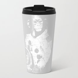 Space Monkey -- There's Hope For Us All Travel Mug