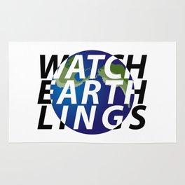 watch earthlings Rug