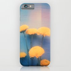 Little Yellow Flowers on a Blue Day Slim Case iPhone 6s