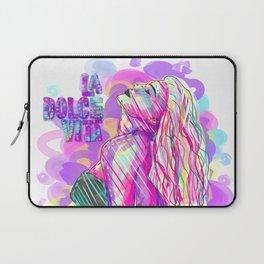 La Dolce Vita  Laptop Sleeve