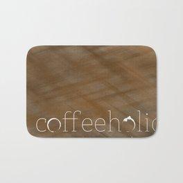 Coffeeholic Bath Mat