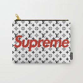 Supreme vuitton Carry-All Pouch