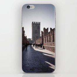 Faded Memories: Ponte Scaligero iPhone Skin