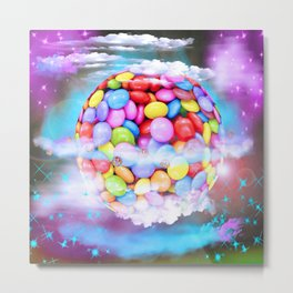 Candy Lovers Dream Metal Print