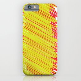 Sketchy iPhone Case