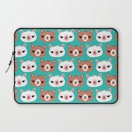 Dotty Alpacas I Laptop Sleeve