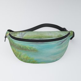 Little Manistee River MM120824a Fanny Pack