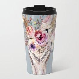 Deer Skull 2 Travel Mug