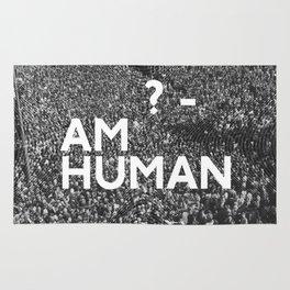 ? Human Rug