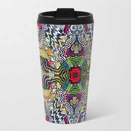 Crosstown Mural Travel Mug