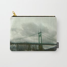 St. Johns Bridge Carry-All Pouch