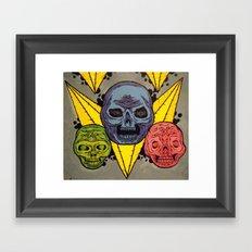 disiples Framed Art Print