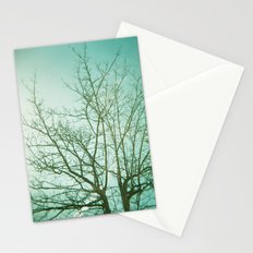 Cold Light Stationery Cards