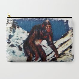 Bigfoot is Real Carry-All Pouch