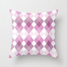karo (rose) Throw Pillow