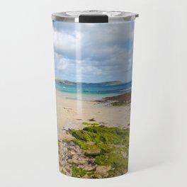 Portscatho Cornwall England Travel Mug