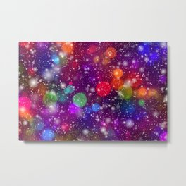Abstract Background 427 Metal Print