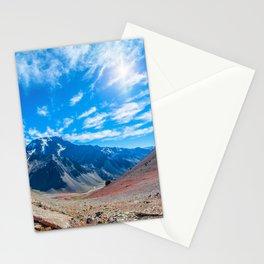 Mendoza, Argentina Stationery Cards