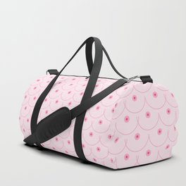 Pinky Nipple Duffle Bag