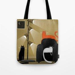 RETRO LAMP Tote Bag