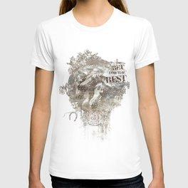 Romantique Horses T-shirt