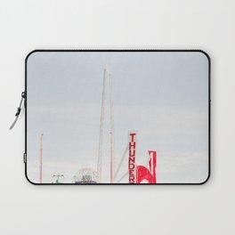 Coney Island Amusement Laptop Sleeve