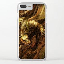 Nidhogg Clear iPhone Case