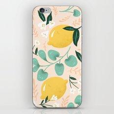 Lemon Party iPhone & iPod Skin