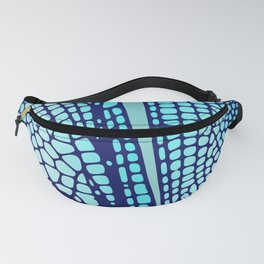 Wings of the dragon fly Fanny Pack