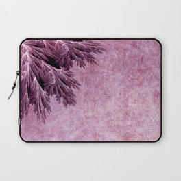 Frost in pink Laptop Sleeve