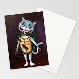 "OG Alex the Cat ""I Found a Shell"" Stationery Cards"