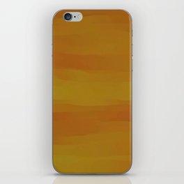 Golden Butternut Squash iPhone Skin