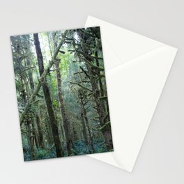 Forest Dark, Forest Deep II Stationery Cards