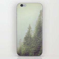 foggy morning iPhone & iPod Skin