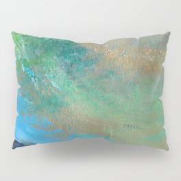 ABSTRACT COLORS 6 Pillow Sham