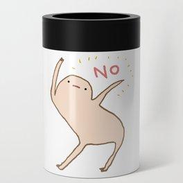 Honest Blob Says No Can Cooler