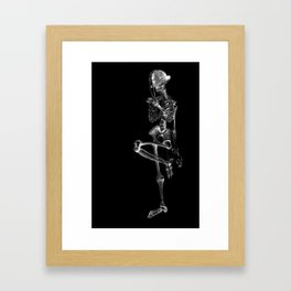 Michael Undead Framed Art Print