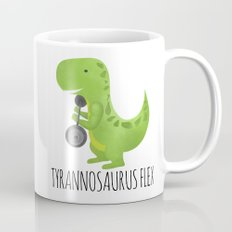 Tyrannosaurus Flex Mug