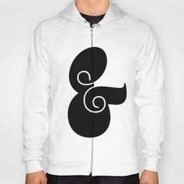 60's ampersand Hoody