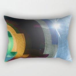 contacts Rectangular Pillow