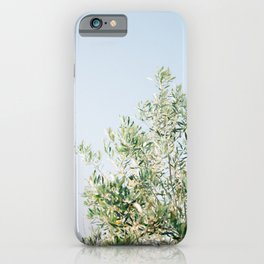 The olive tree | Italy fine art travel photography | Ostuni art iPhone Case
