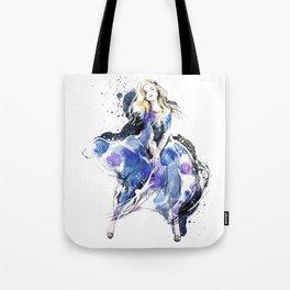 Fashion Painting #4 Tote Bag