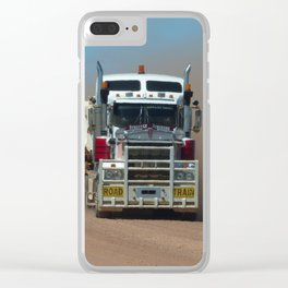 Strictly Business Clear iPhone Case