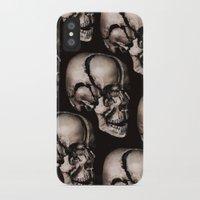 broken iPhone & iPod Cases featuring BROKEN by DIVIDUS