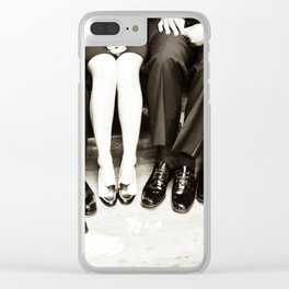 The Groomswoman Clear iPhone Case